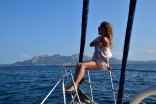 Currently Sailing Porto Pollensa Majorca Spain