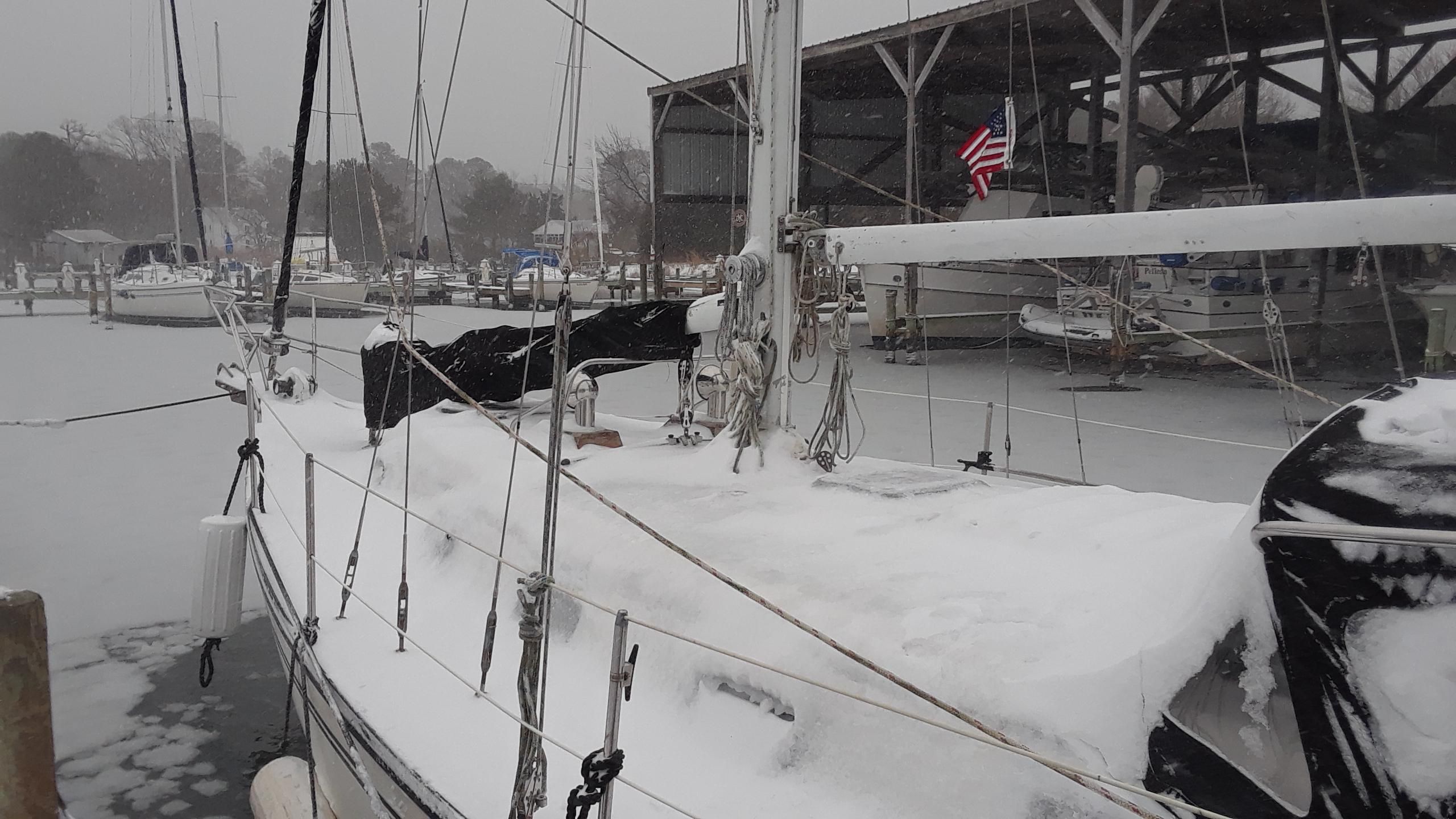 Ice At Deitaville