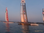 New Americas Cup Boats