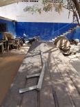 Rebuilding A Rudder
