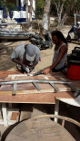 Rebuilding A Rudder 2