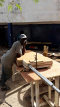 Rebuilding A Rudder 3