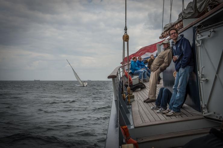 @ Kieler Woche Sailing With Wylde Swan