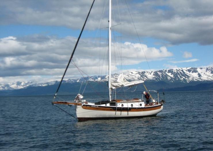 Morning Star, Kachemak Bay, Alaska