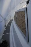 Port Pilothouse Window Frame Construction
