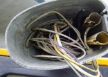 PO Leaves wiring mess