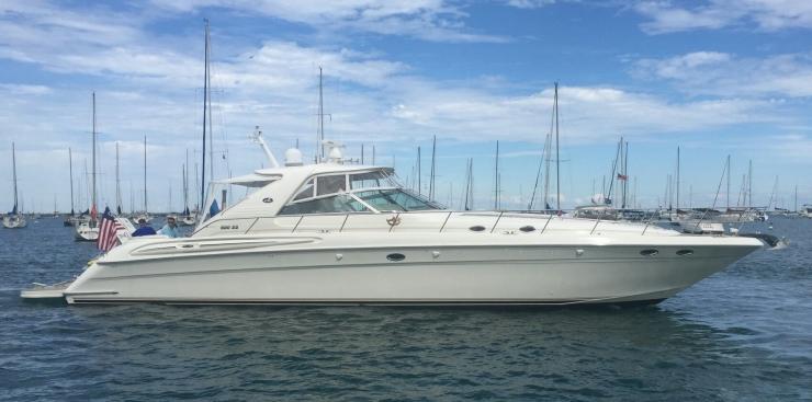 Chicago Yacht Club Basin