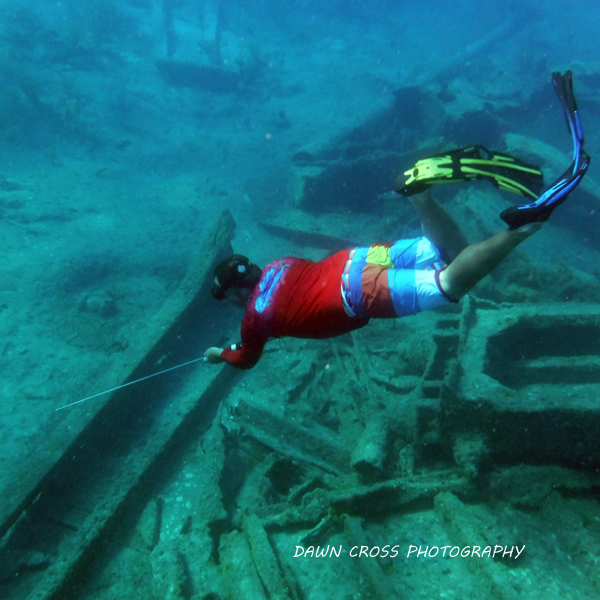 Spanish Wells Shipwreck
