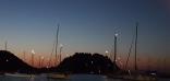 Lakka At Night - Paxos