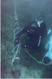 Underwater Work On A 20k Volt Cable