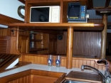 Galley Shelf