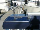 Bimini Solar Panel Install