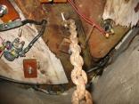 Willard Rot / Windlass Wiring