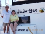 In Port Juju-bee