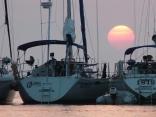 Sunrise @ Big Lagoon