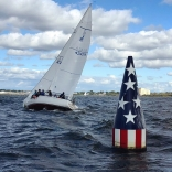 Rounding The Fsk Buoy Fall 2018