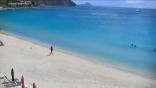 Snapshots From The Live Stream In Cane Garden Bay, Tortola, Bvi