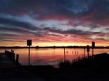 Sunrise Near Jupiter Florida