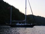 1962 Seafarer 45