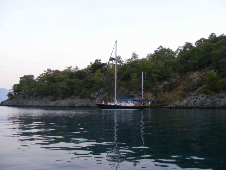 S & S Seafarer 45