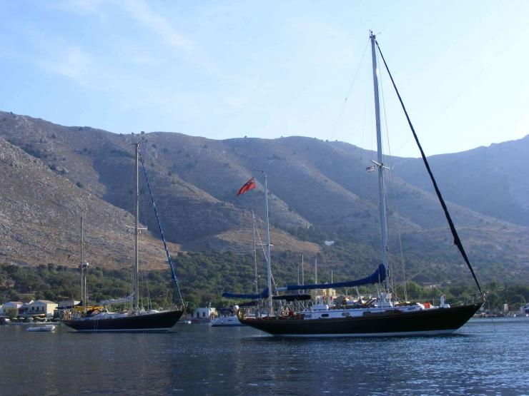 "Sailing ""sassea"" In Turkey Summer 2008"