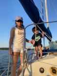 Yacht 'faith'