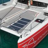 Sunpower 110w E-flex Panels