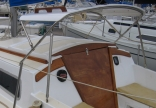 Hard dodger for catalina 27