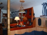 Lady's Interior - Port Side Salon