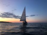 Katrinka In Narragansett Bay