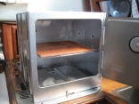 Coleman Folding Oven With Terra Cotta Tile