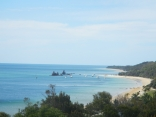 Wrecks At Tangalooma Queensland Australia