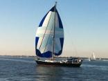 Orontes Ii Under Gennaker On Galveston Bay