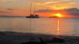 Sea Yawl Later At Children Harbor