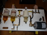 Fuel Polishing/filter Pictures...