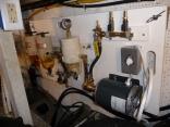 Fuel Polishing Rig Installed