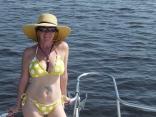 Yellow Polka-dot Bikini