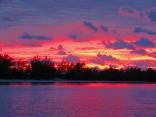 Long Cay Sunset