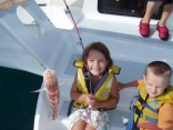 On Boat With Nannypoppa 016