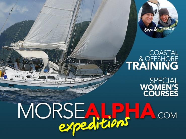 Morse Alpha Sail Training