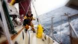 Sailing Crouching