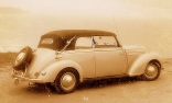 1961-1966 1948 Mercedes Cabroilet 220b