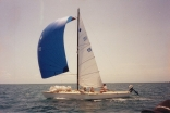 I had a monohull.........once