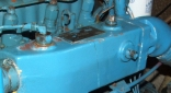 4-108 Exhaust Manifold