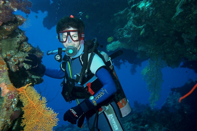 Diving The Coral Sea