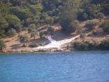 SEAGULL BAY, TURKEY SEPT., 2007