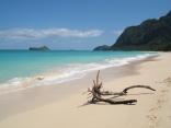Waimanalo Beach island of Oahu