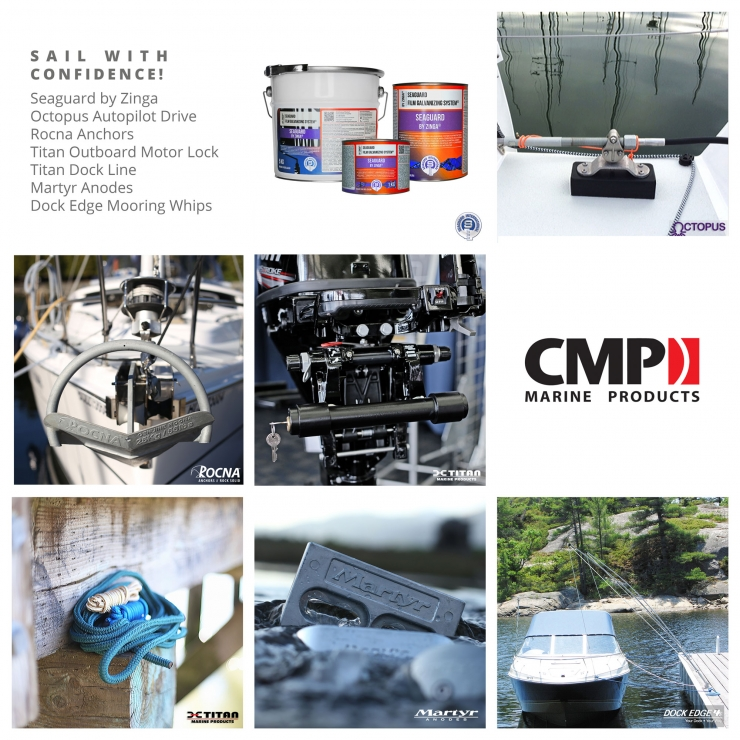 Cmp Marine Products