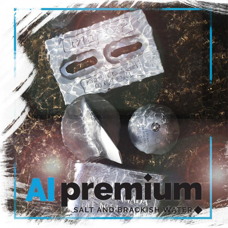 Martyr Aluminum Anodes