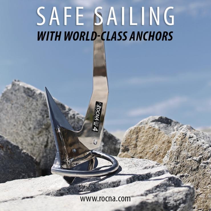 Safe Sailing With Rocna Anchors